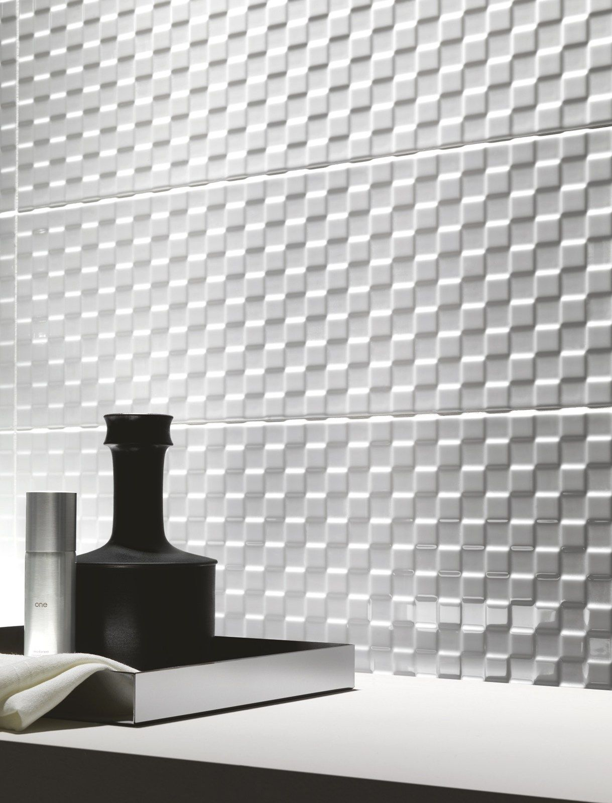 Indoor white-paste wall #tiles PRESTIGE by Ragno - Marazzi Group ...