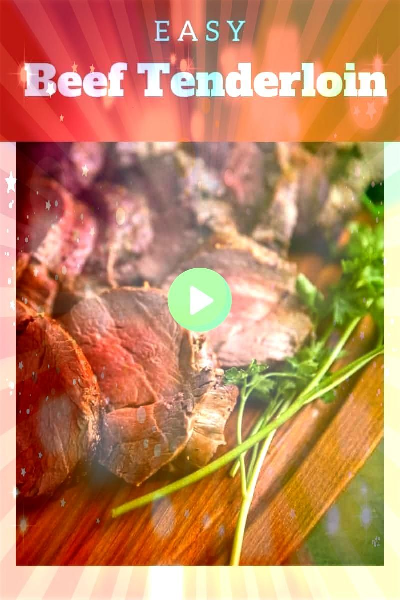 how to make a beef tenderloin means you are always ready to impress Roasting beef tenderloin delivers a tender roast that is worthy of any special occasionKnowing how to...