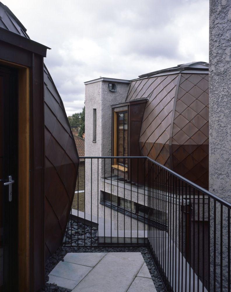 Moderne wohnarchitektur gallery of walmer yard  peter salter  mole architects  john