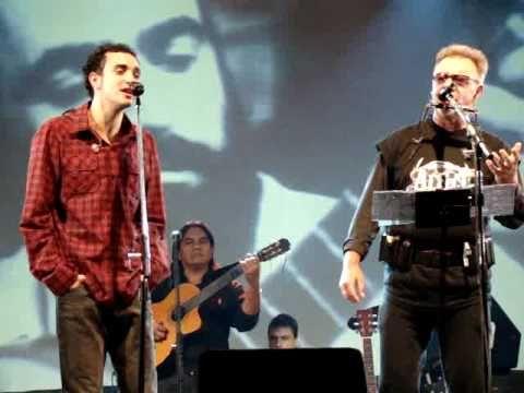 Abel Pintos y Leon Gieco - Cuando llegue el alba - Club Atenas - YouTube
