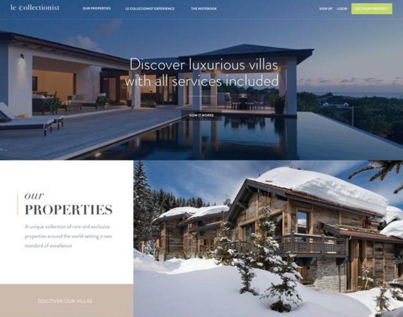 Superior Real Estate Web Design Inspiration 2017. Image Result For Home Builder  Website ...