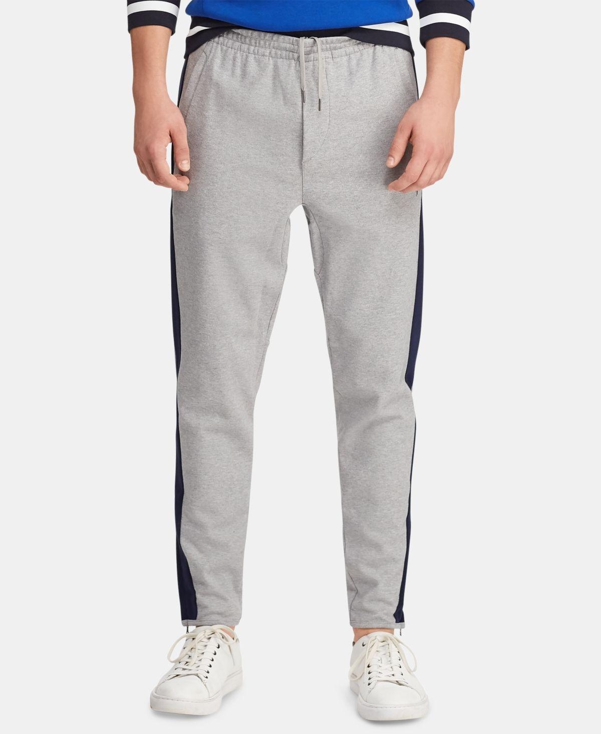 Polo Ralph Lauren Men S Soft Cotton Active Jogger Pants Reviews Pants Men Macy S Polo Ralph Lauren Mens Polo Ralph Lauren Sporty Pants