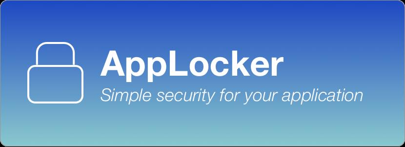 GitHub - Ryasnoy/AppLocker: AppLocker - simple lock screen