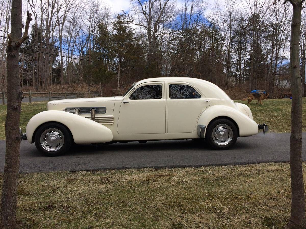1937 cord 812 for sale hemmings motor news old cars for Cord motor car for sale