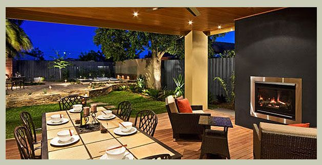 Undercover and outdoor area Outdoor entertaining Pinterest