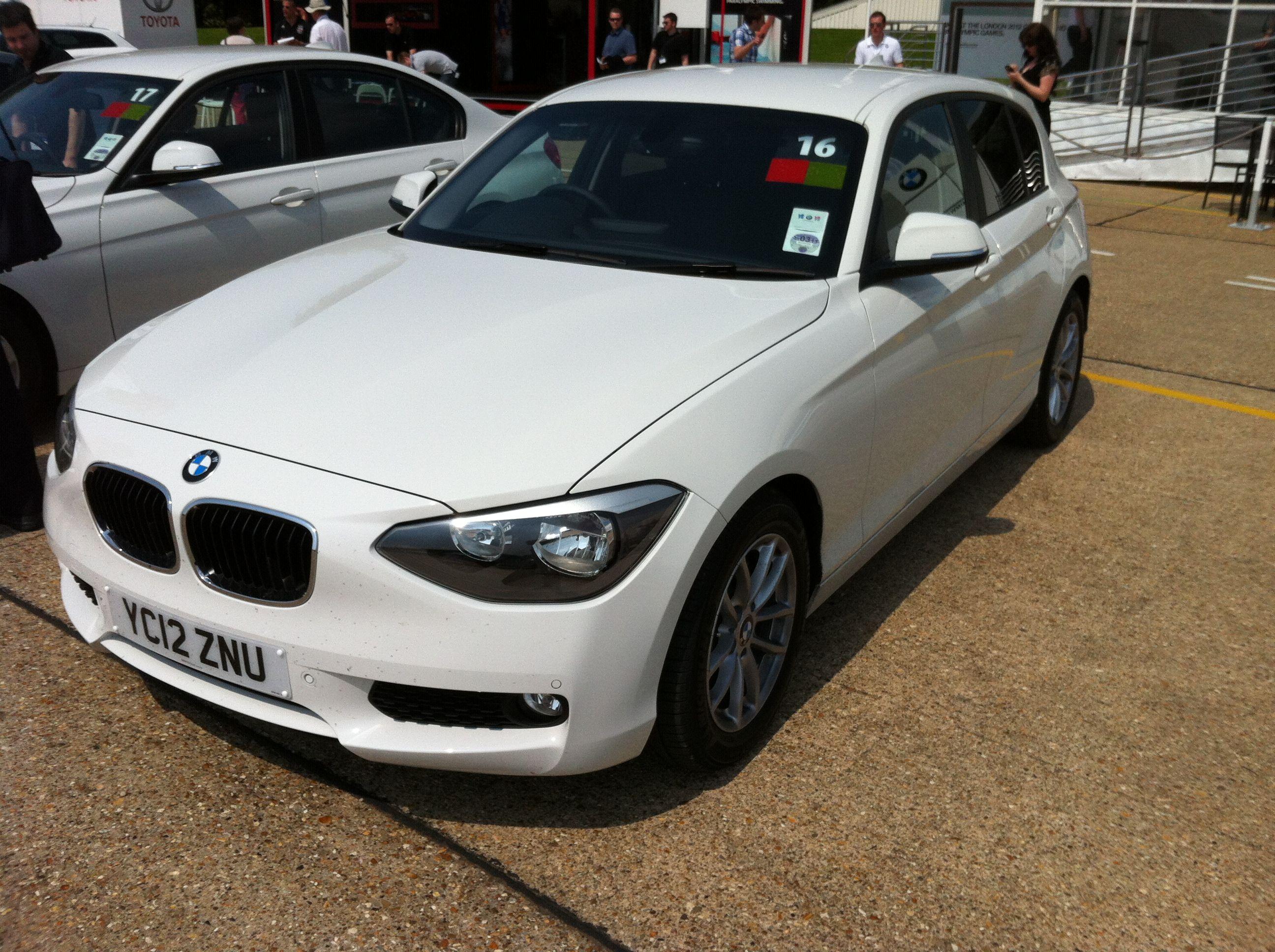 BMW 118d 5dr hatchback Vehicle Pinterest