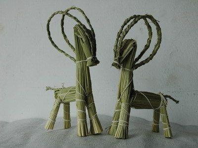吸管編織 | 玩藝區:用竹片編織組合變出嗡嗡叫的蟬,蹦蹦跳跳 ...