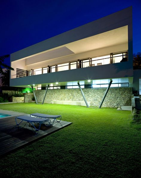 Villa Bonanova | CMV Architects | Archinect
