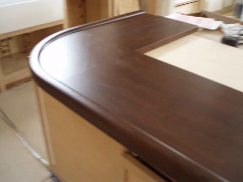 Premium Wide Plank Teak Bar Top With Our Hand Rubbed Marine Oil Finish Stained With Our Standard Color 4 El Wood Bar Top Wood Countertops Diy Wood Headboard