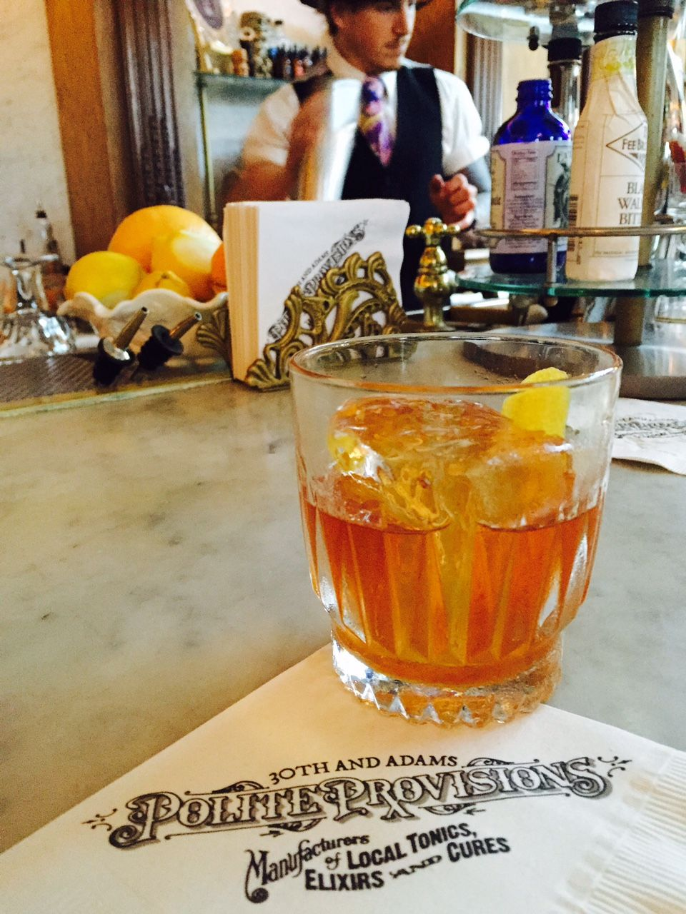 Top 10 Cocktails From Venues Around The World Polite Provisions