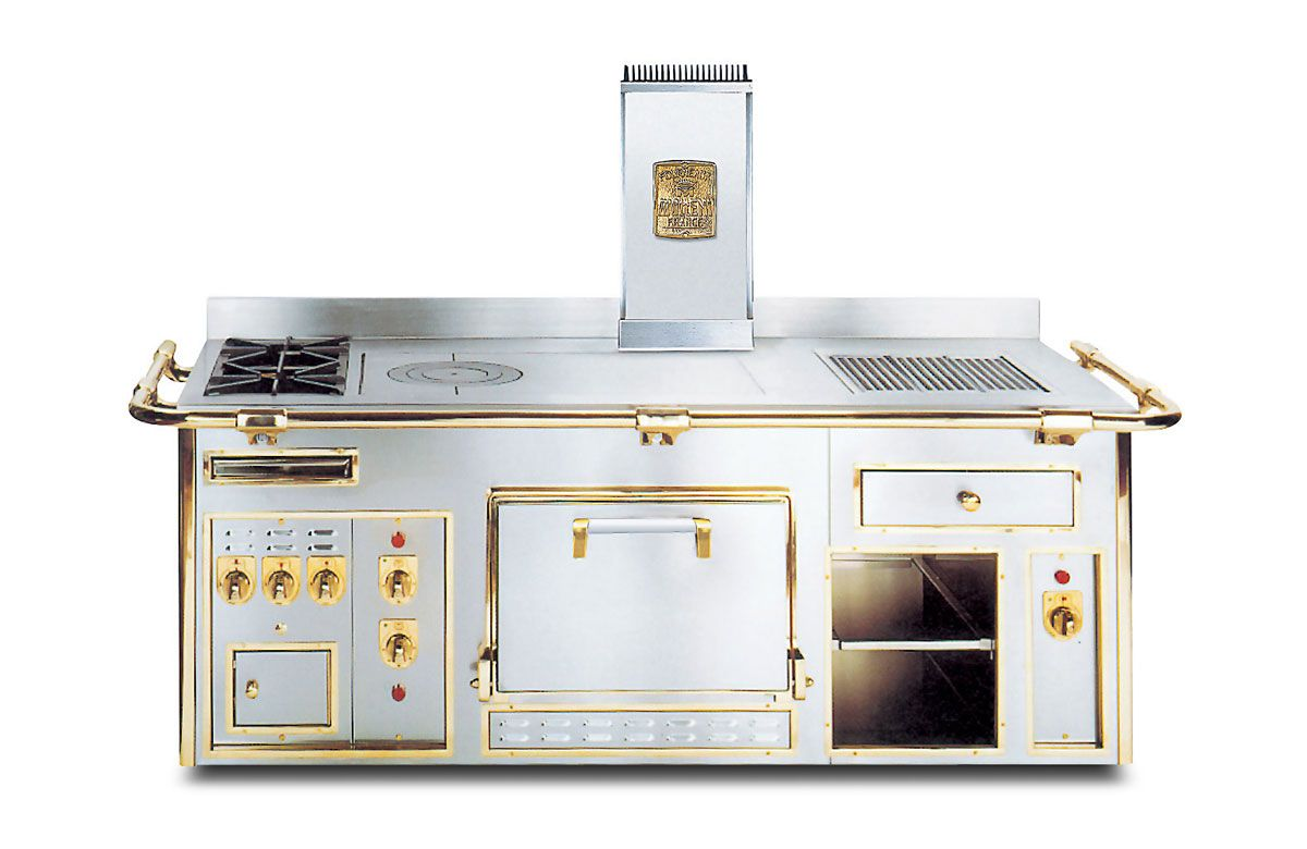 $100,000 Electrolux\'s Molteni Range Cooker for Wealthy Connoisseurs ...