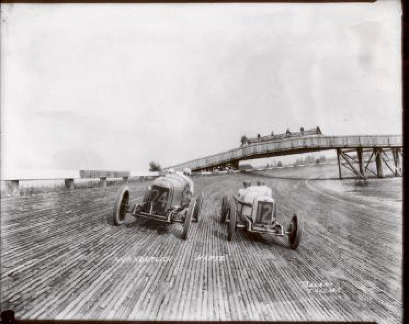 Tacoma Board Track Speedway C S Earliest Vrooom