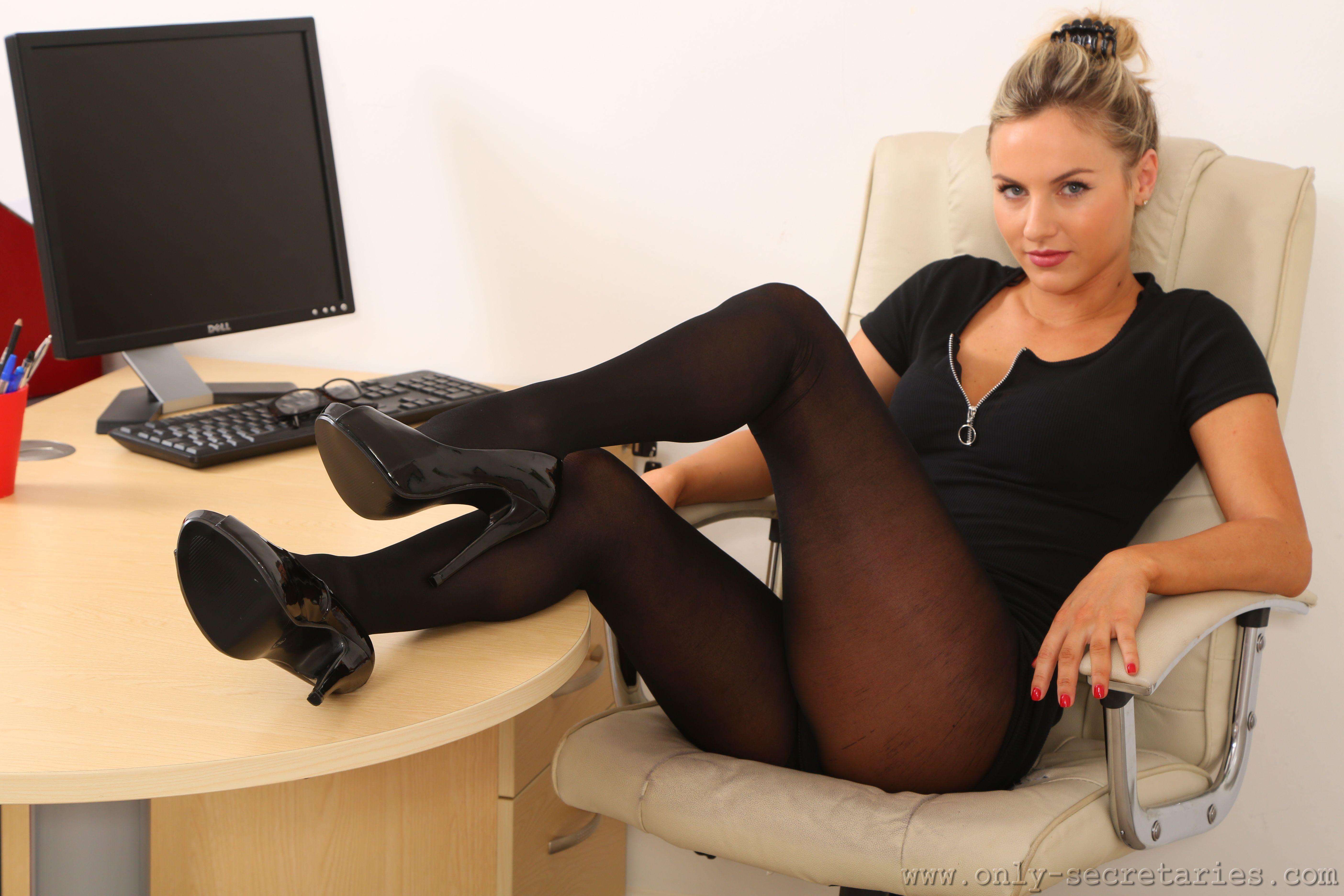 Секс русский секретарши #11