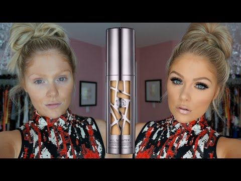 Urban Decay All Nighter Foundation First Impressions Review