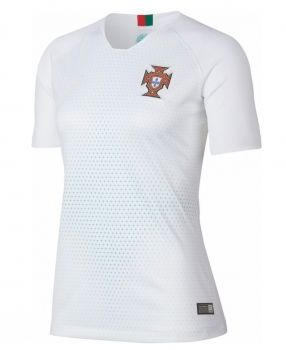 Women 2018 Portugal World Cup Away Jersey  M1   bf2c9c6897