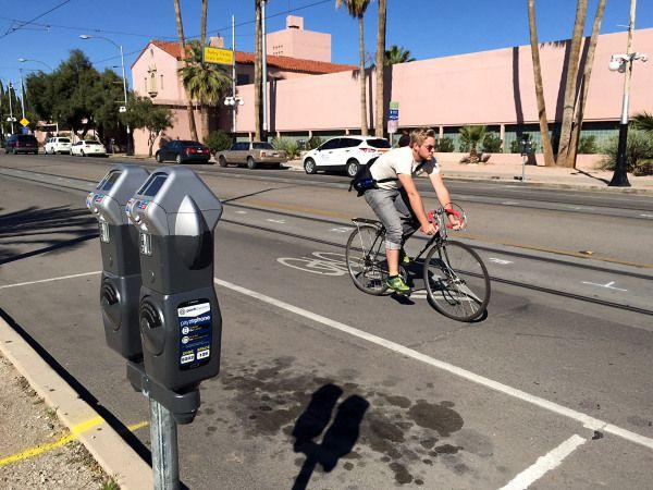 4th Ave bikeway (bicycletucson.com)