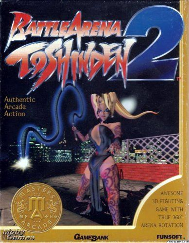 Battle Arena Toshinden 2 Ii Pc Computer Game Blast Gifts Pc