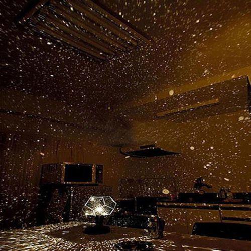 Planetarium Astro Star Laser Projektor Schlafzimmer Nacht Licht