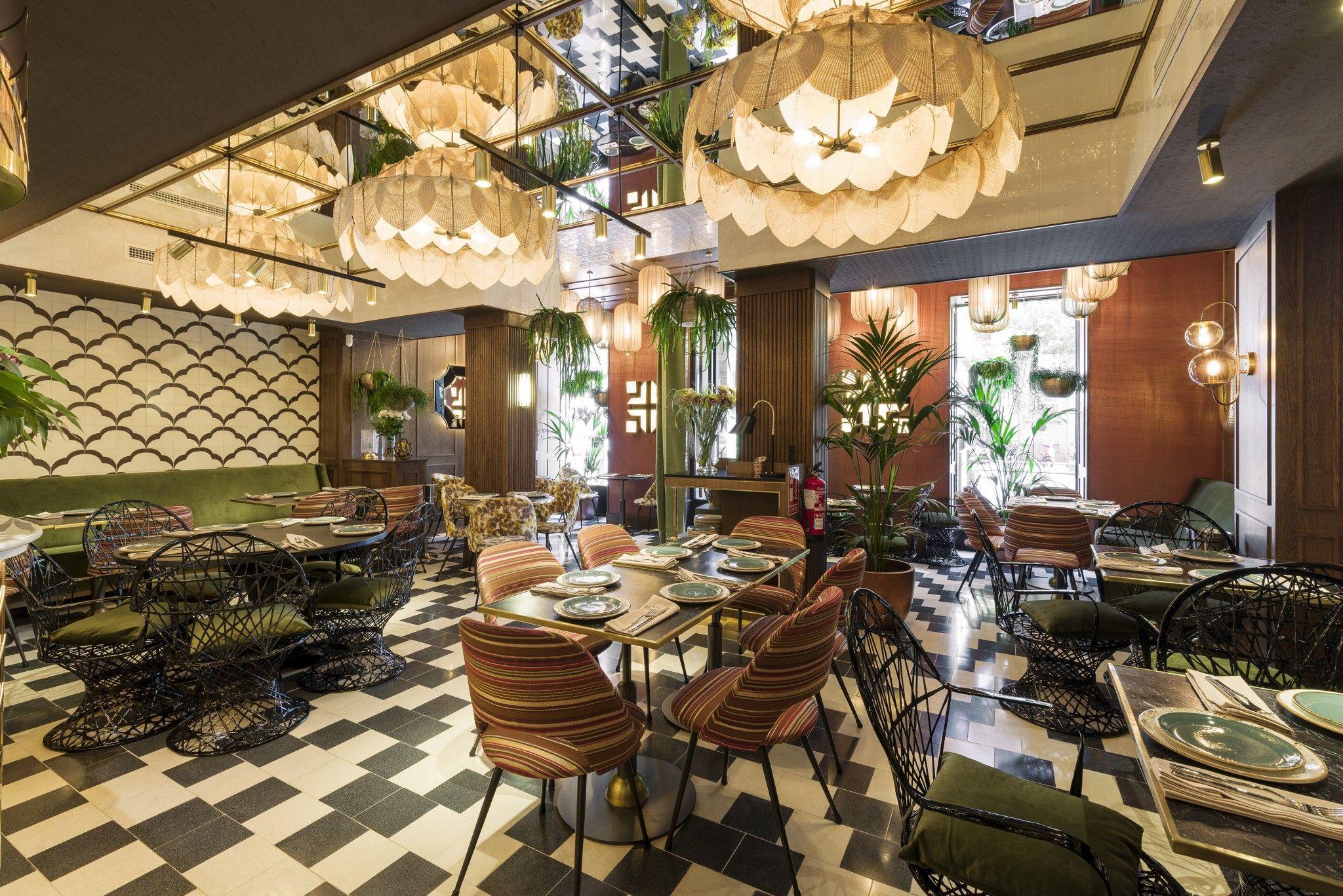 Asombroso Ideas De Diseño De Cocina De Un Restaurante Indio Fotos ...