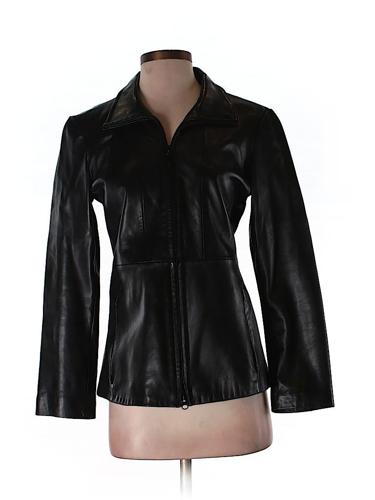 Check it out—Guess Leather Jacket for $45.99 at thredUP!