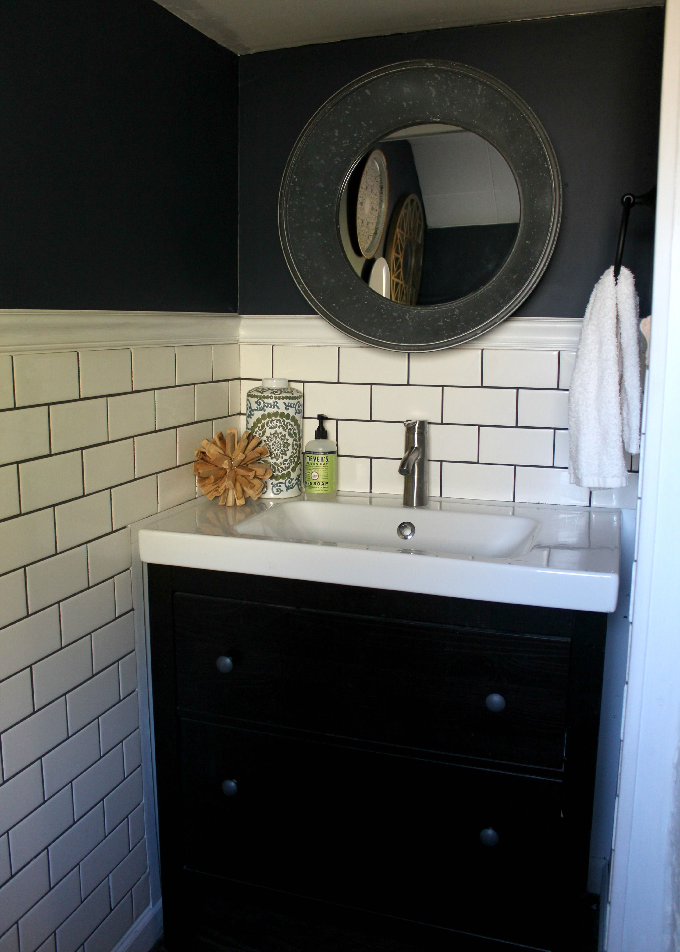 Small Bathroom Makeover Part 84