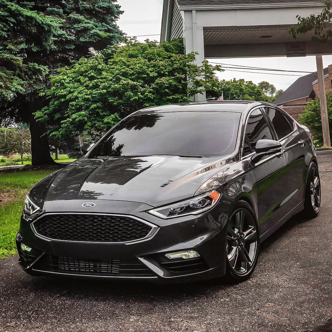 Lowering Springs Ford Fusion Fusion Sport Car Mods