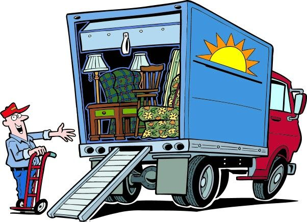 Pin By Melinda Wright On Cartoon With Images Moving Company