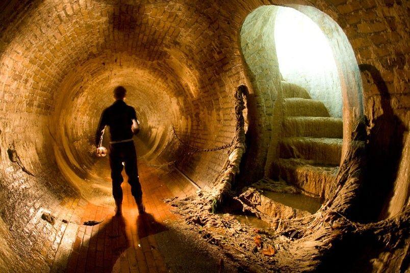 pictures secret tunnel explored - photo #8