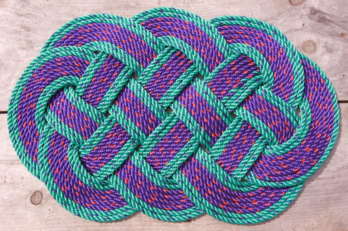 Ocean Plait Rope Rug You Can Make Them How Much Does 150 Of