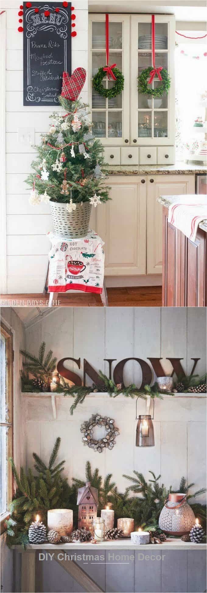 Fantastic Kitchen Makeovers For Christmas