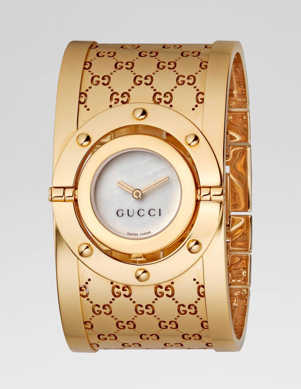 4ca52f86f13 Gucci Twirl Watch