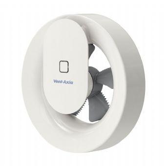 Ventaxia Svara 409802 4 Inch Bathoom Intelligent Extractor Fan Extractor Fans App Control Fan