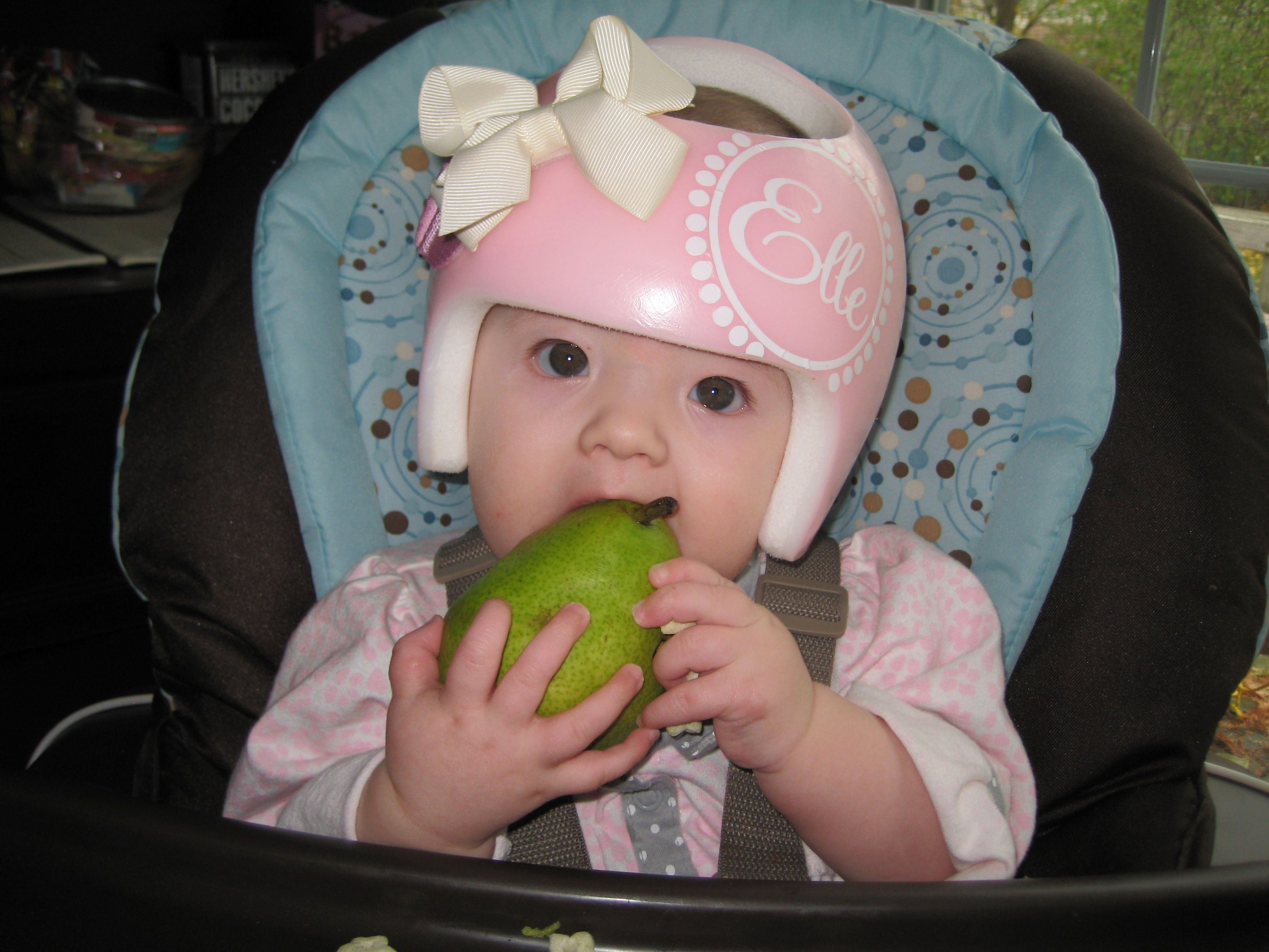 Best Baby Helmet Ideas On Pinterest Helmet Head Baby - Baby helmet decalspersonalized cranial band fairy decals just tinkering