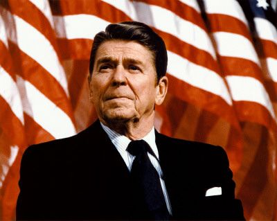"""My favorite Ronald Reagan quote...""""I've always believed that there was some plan that put this continent here to be found by people from every corner of the world who had the courage and the love of freedom enough, to uproot themselves, leave family, friends and homeland to come here and develop a whole new breed of people called """"Americans"""". You look at the beauty of it and God really did shed his grace on America."""""""