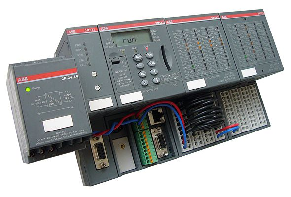 Abb Plc Abb Plc Abb Plc With Images Programmable Logic