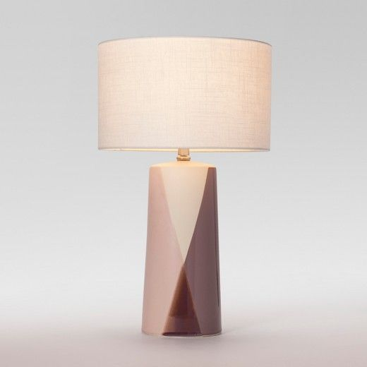 Apartments · cohasset dipped ceramic table lamp