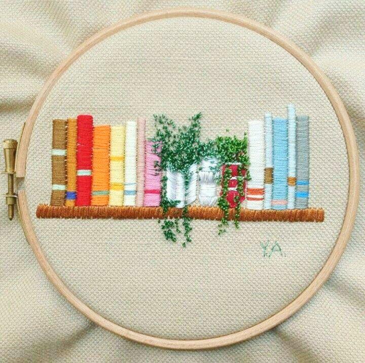 15 Increíbles diseños de bordados que te van a inspirar a tomar la aguja y el hilo #embroidery