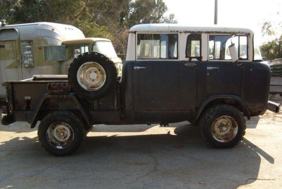 4 Door Jeep Fc For Sale