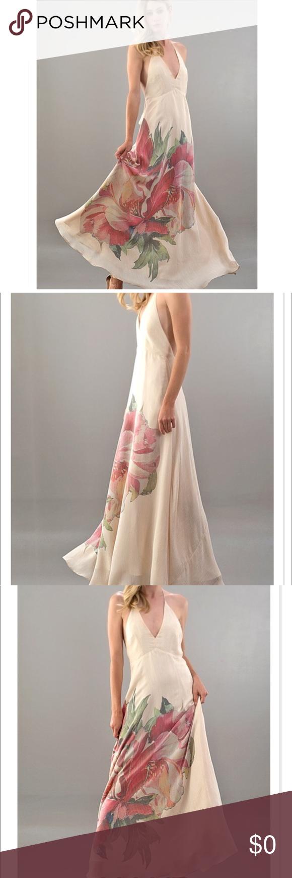 Tall and lean ladies floral vneck maxi dress boutique maxi