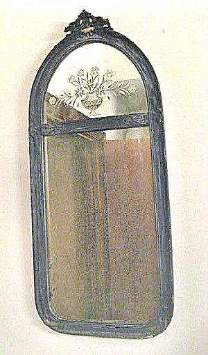 Vintage 1925 Queen Anne Mirror Click The Image For More