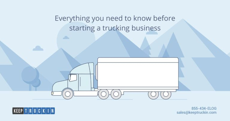A Cheat Sheet For Starting Your Trucking Business With Business Plan Template For Transport Compan Trucking Business Business Plan Template Transport Companies