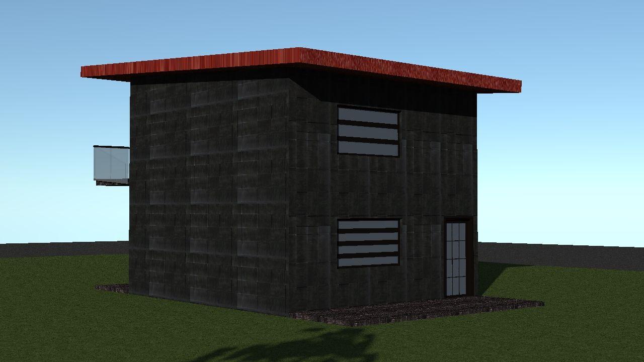 ArchitectureSketch | House plans, Architect, House