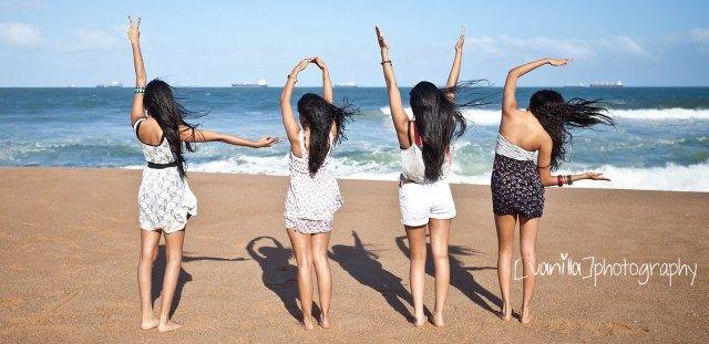 fun on the beach! #vanillaphotography