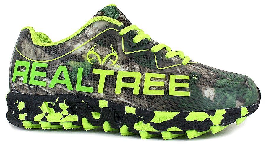 Realtree APG Camo and Lime/Green Ms. Panther $39.98  #Realtreecamo