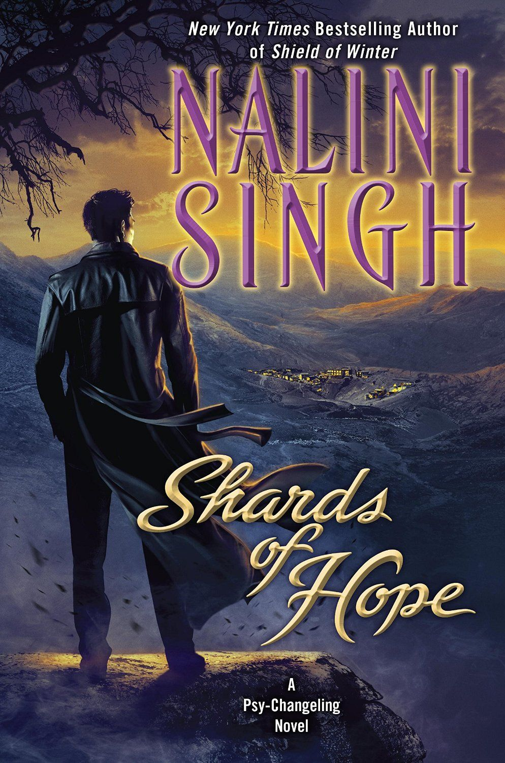 Amazon.com: Shards of Hope (Psy/Changeling Series Book 14) eBook: Nalini Singh: Books