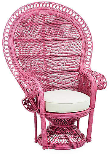 Peacock Chair - Hibiscus in 2018 Products Pinterest Peacock
