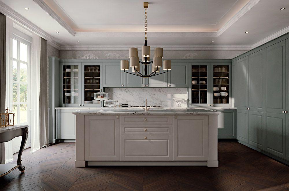 Palatina cucine stile inglese idee per la casa luxury decor