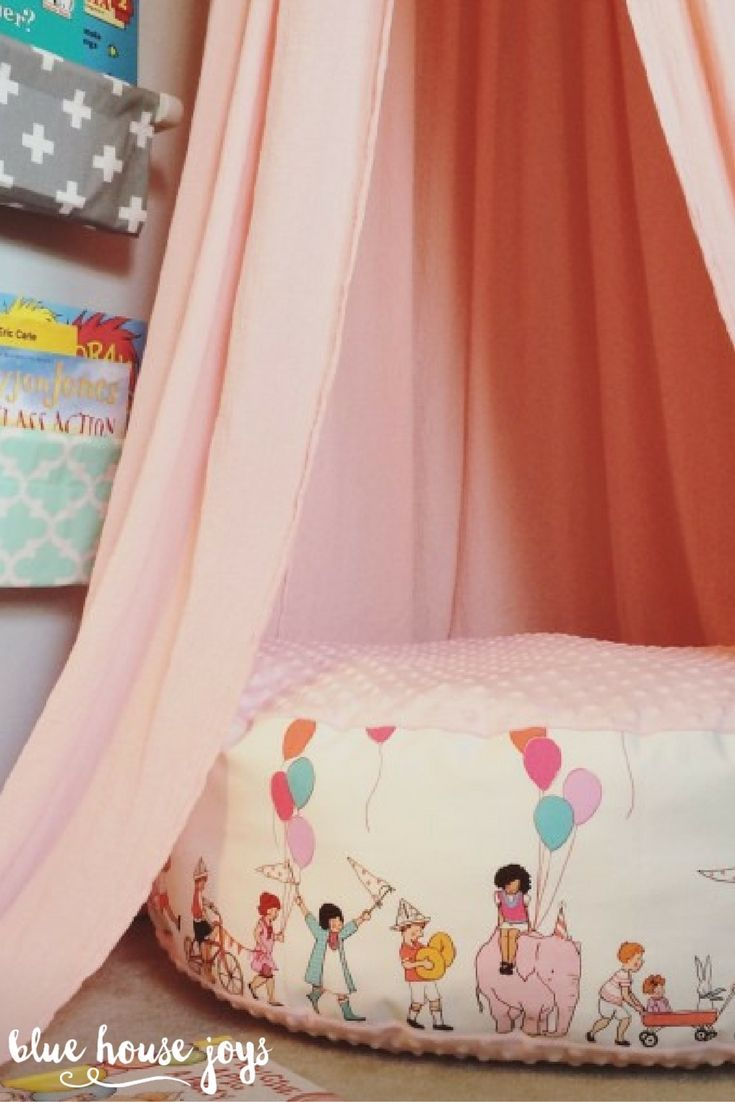 room mat for foam dp floor and cushion flower area than bed or pillow seating a more com nook reading rug pillows plush watching large softer girls tv amazon