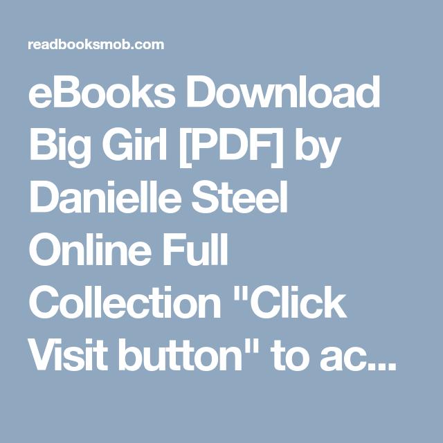 ebooks download big girl pdf by danielle steel online full