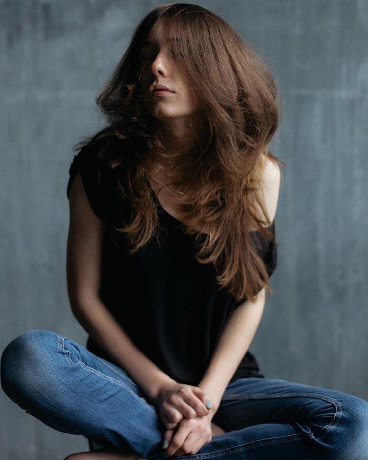 andrew nagorny long hair styles